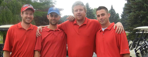 Pizza D's supports the 8th Annual Jeff Dunlap Celebration of Life Golf Tournament in Rochester, NY