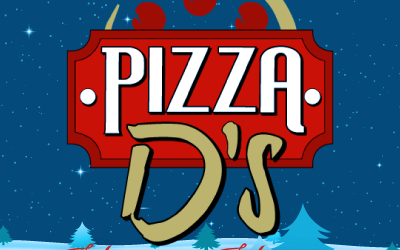 Happy Holidays from Pizza D's in Mendon (Rochester), New York!