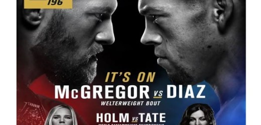 Watch UFC 196 and enjoy free pizza from Pizza D's at The Thirsty Turtle in Victor, New York on Saturday, March 5, 2016